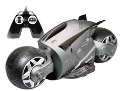 RC Silver Cybercycle