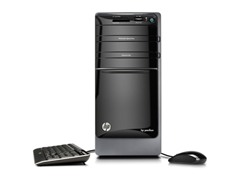 HP Quad-Core Desktop w/10GB RAM & 2TB HD