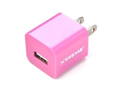 Rapid Charge 1000mAh USB Home Adapter