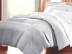 Egyptian Cotton Down Alternative Comforter - Platinum