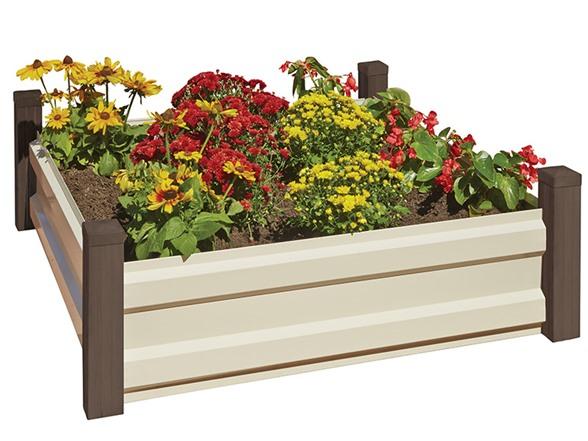 Gardening Spacemaker Raised Bed Garden Patio, Lawn & Garden ...