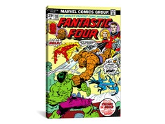 Fantastic Four Cover #166
