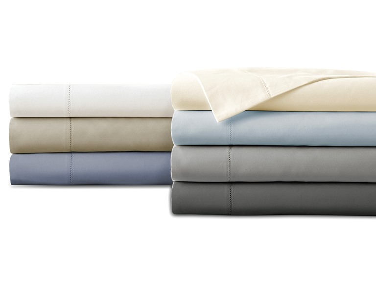 1500TC Solid 4-Piece Sheet Set