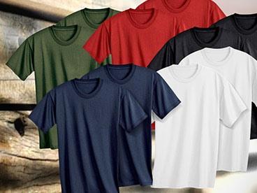 10-Pack Men's T-Shirts