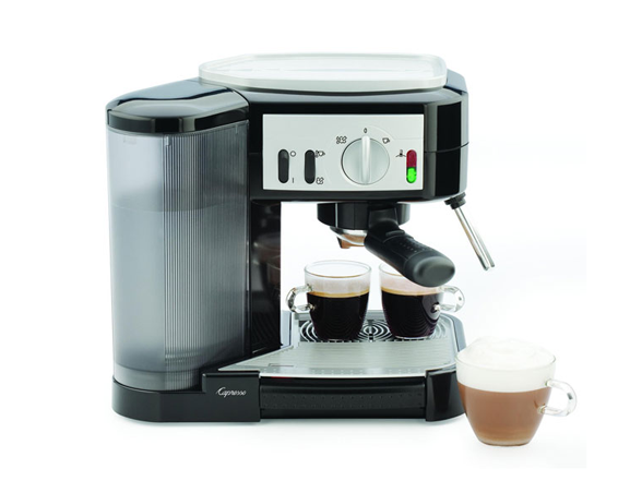 caf pump espresso machine. Black Bedroom Furniture Sets. Home Design Ideas