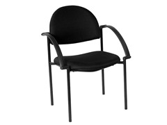 Shopsol Fabric Side Chair w/Arms