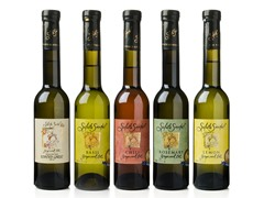Flight of 5 Infused Grapeseed Oils