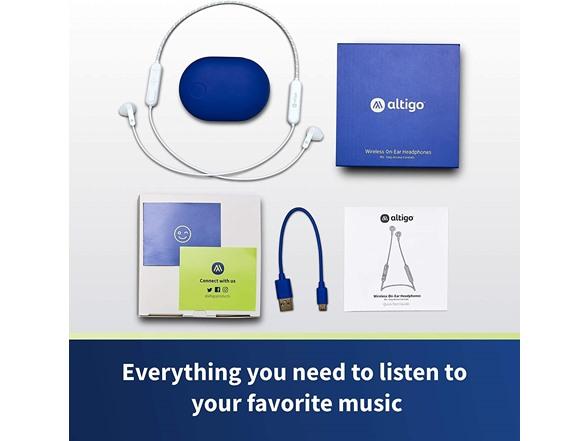 Image of Altigo Wireless Bluetooth Earbuds