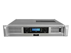 "19"" 3000W Rack Mountable Pro Power Amp"