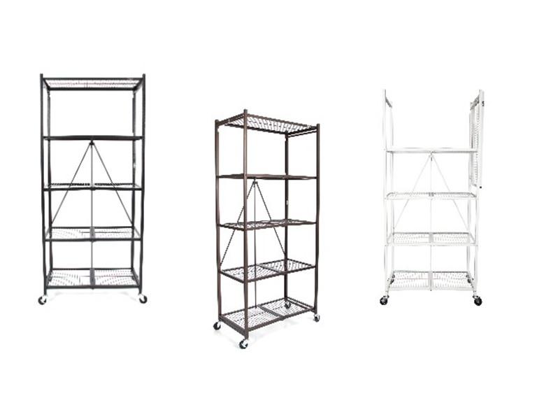 Origami 5 Tier Foldable Shelf