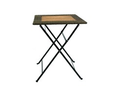 Acona Folding Square Table