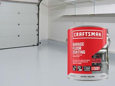 Craftsman Floor and Anti-Rust Coating