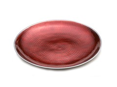 Towle Hammersmith Ruby Round Platter