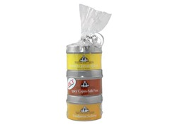 Two Snooty Chefs Gourmet Spicy Sampler 3-Pack