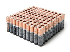AAA Alkaline Batteries - 100 Pack