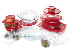 Pyrex Prep, Store & Bake 28pc Set
