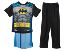 Batman 2-Piece Set & Cape (4-8)