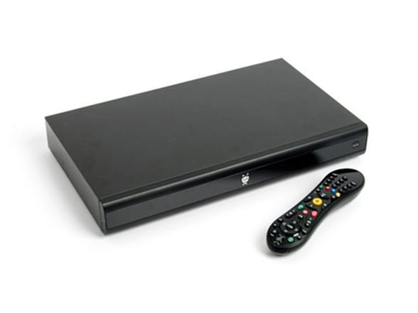 how to connect a tivo box