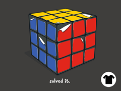 Solved It