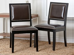 Set of 2: Dining Chairs