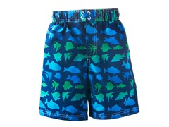 Blue Fish Swim Short