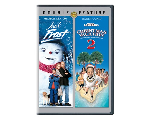 Christmas Vacation 2.Jack Frost Christmas Vacation 2 Dvd