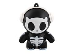 MOBI Headphonies Pocket Speaker - Skully