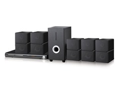 Curtis Premium 5.1CH DVD Home Theater System