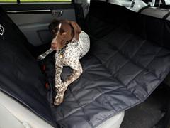 Hammock Car Seat Pet Protector, Black