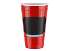 30 Oz. Party Solo Cup with Chalkboard