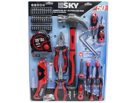 SKY 50 pc Assorted Tool Set