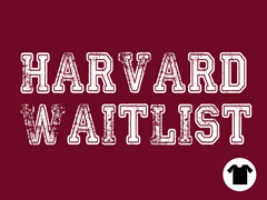 Harvard Waitlist