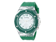 RumbaTime Mercer, Amazon / White Green