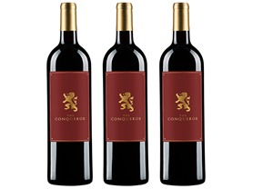 3-Pk. The Conqueror Red Blend