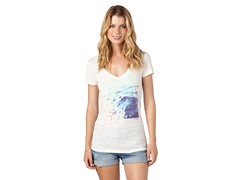 Roxy Juniors Pure Love Tee