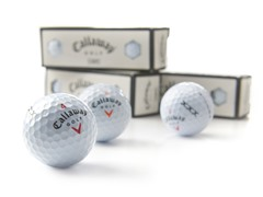 Callaway X-Out Golf Balls 12-Pack