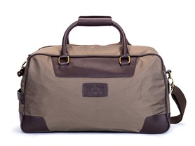 AVI-8 Nylon Travel Bag, Brown