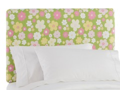 Upholstered Headboard Buttercup Baby Pk