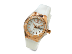 Silver/Gold Women's Cruise Watch