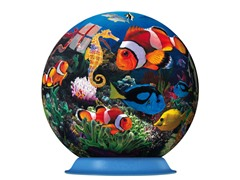 108Pc Ocean World of Colors 3-D Puzzle Ball