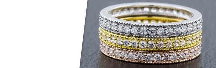 Tri-Color Jewelry