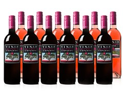 Vinum Cellars Zinfandel/ Rosé Mixed Case