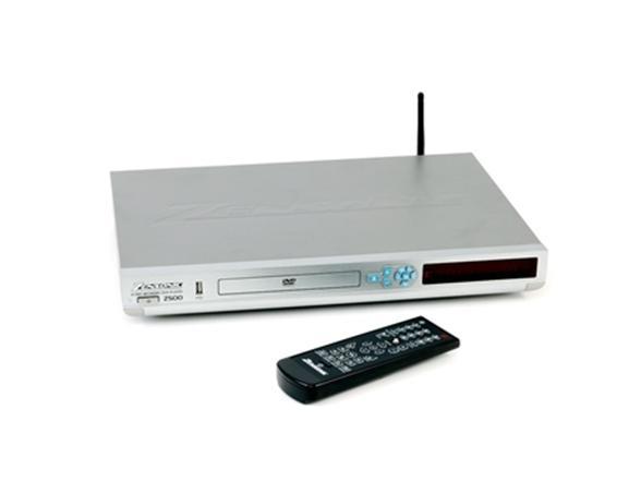 dvd player media streamer