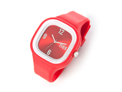Flex Watch Red