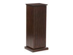 SEI Media Storage Pedestal - Espresso