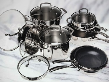 Cuisinart Induction Cookware Set