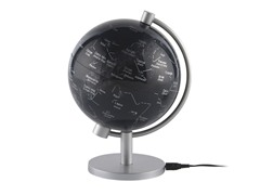 "5"" Illuminated Stars Globe"