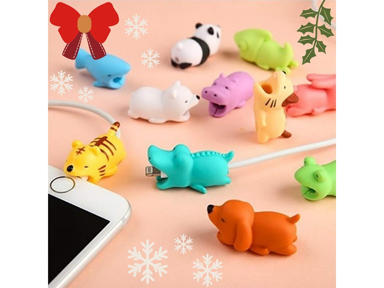 IPhone Android Animal Cable Protectors