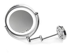 "10X Danielle 8"" Wall Revolving Mirror"