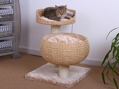 "23"" Paper Rope Cat Perch"